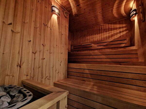 pensiune bran cu sauna
