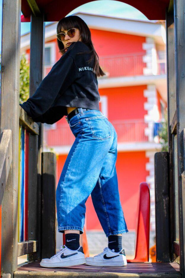 jeans femei si barbati