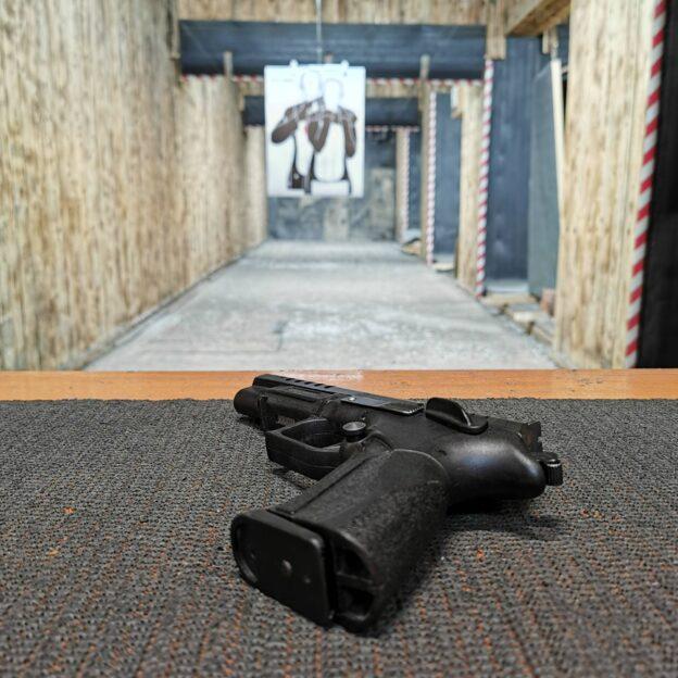 tragere cu arma Brasov