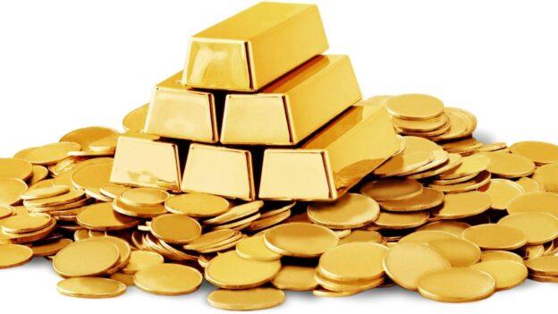 investitii aur: lingouri si monezi